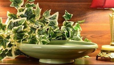 1949 Rookwood Celadon Large Bowl Shape #2574C