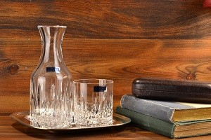Waterford Marquis Bedside Water Set