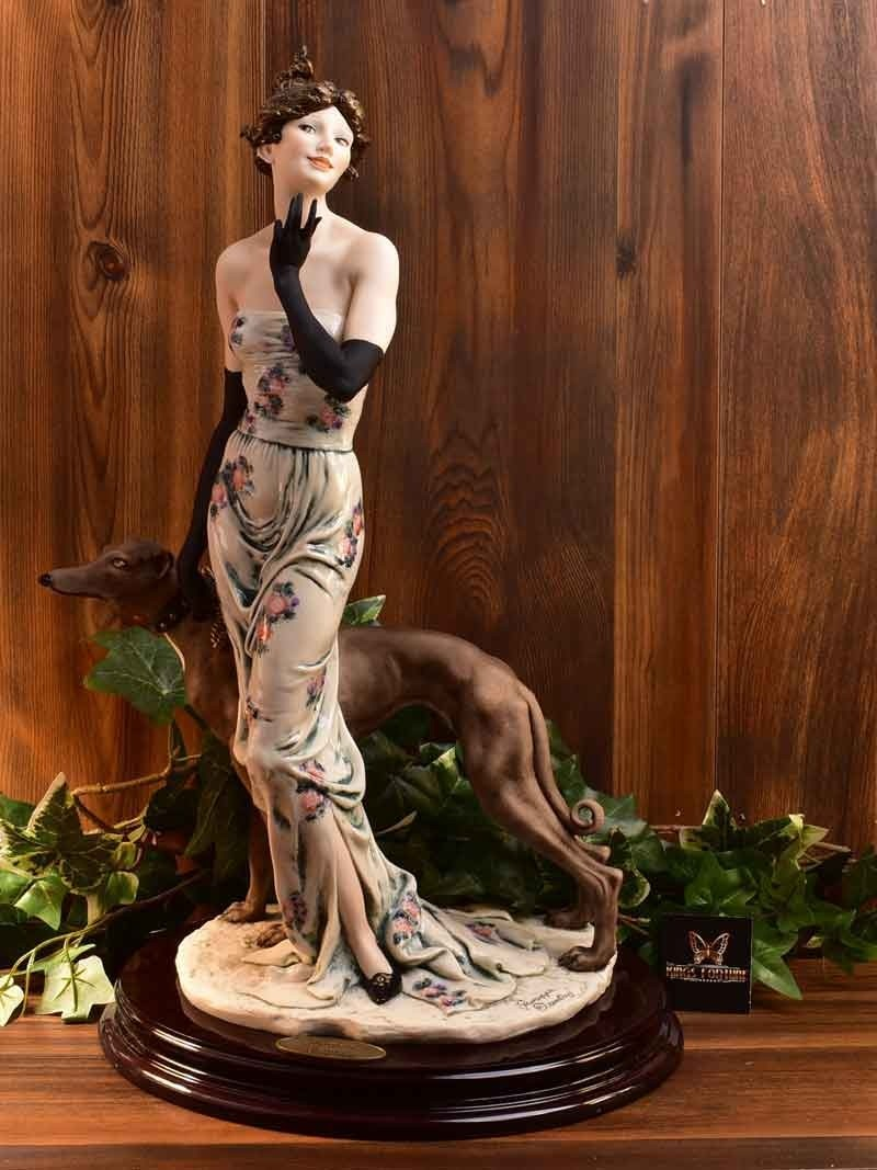 Giuseppe Armani 1998 Charme Figure #1317E 119/250 Box CoA Limited Edition