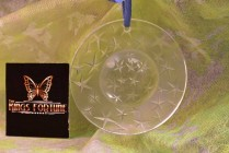 Lalique Crystal 1994 Noel Constellation Stars Ornament